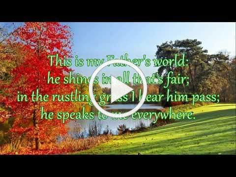 This Is My Father's World - Celtic Instrumental