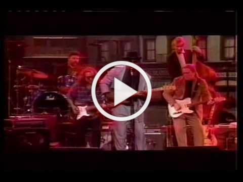 Big Bill Morganfield - I'm Your Hoochie-Coochie Man live Washinton