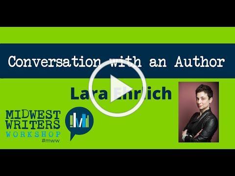 Conversation with author Lara Ehrlich