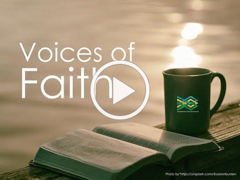 Voices of Faith: Darryl Lafferty