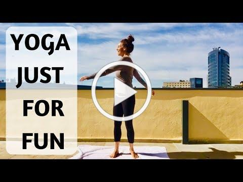 YOGA JUST FOR FUN - YOGA WITH MEDITATION MUTHA