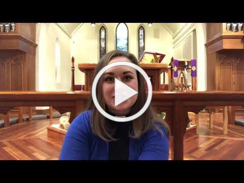 Grace's Children's Sermon for the Second Sunday in Lent + 2-28-21