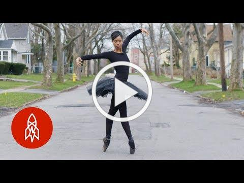She's Bringing Ballet to the Streets of New York