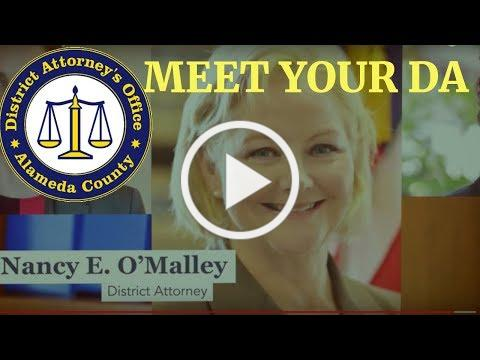 Meet Your Alameda County DA