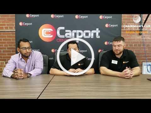Cibirix (Mount Airy, NC) - Chairman's Cup Eagle Sponsor Part 1