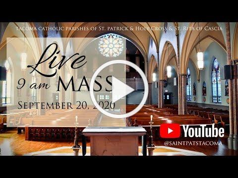 Mass | September 20, 2020