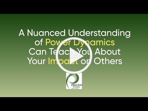Change your impact - understand complex power dynamics