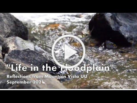 Life in the Floodplain - Sept 26 - Reflections