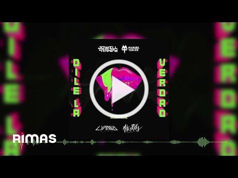 Dile La Verdad Remix - Jowell y Randy X Manuel Turizo X Lyanno X Mau y Ricky