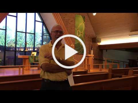 Pastor Paul's Video Message Regarding Regathering for Worship