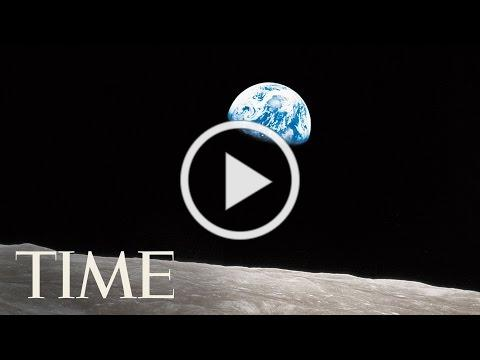Earthrise: The Story Behind William Anders' Apollo 8 Photograph | 100 Photos | TIME