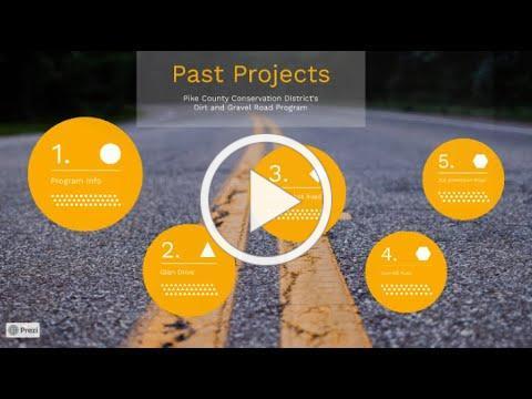 Past Projects - PCCD DGLVR Program