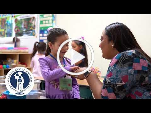 GGUSD Preschool Video