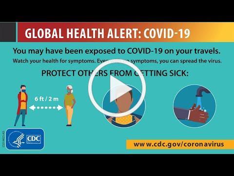 Global Health Alert: COVID-19