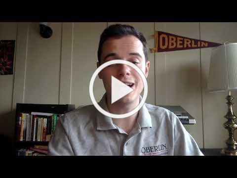Oberlin Congratulations Video