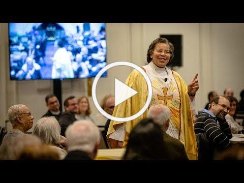 "Bishop Carlye's Convention address, part 2: ""Called"""