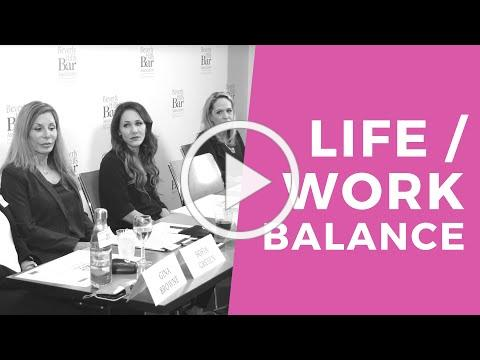 "LIFE-WORK BALANCE: Career, Family, ""Me Time"" Can You Really Have it All?"
