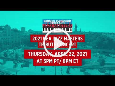 Preview video: Celebrate the 2021 NEA Jazz Masters!