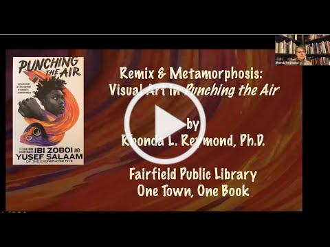 REMIX & METAMORPHOSIS: VISUAL ART IN