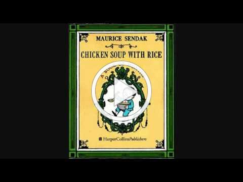 Chicken Soup with Rice by Maurice Sendak Narrated by Tammy Grimes