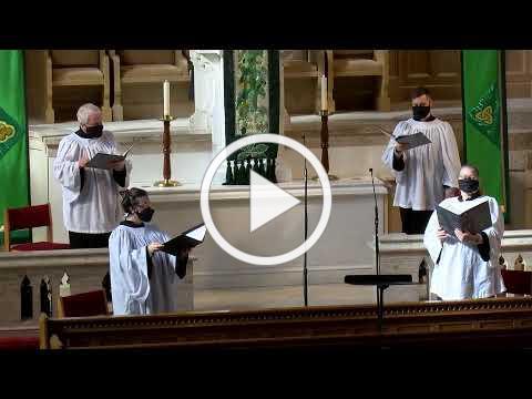 Feb. 14, 2021-Transfiguration Sunday