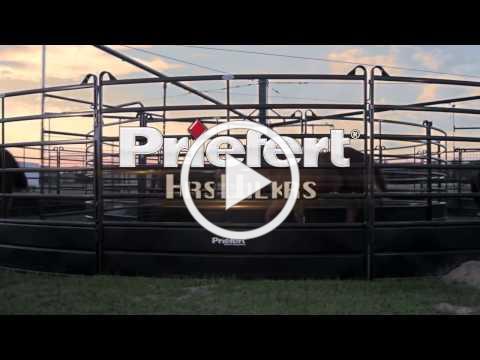 Priefert Horse Walker