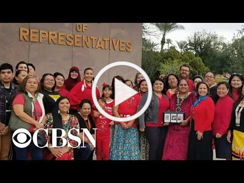 Arizona bill seeks task force to reduce number of missing and murdered indigenous women and girls