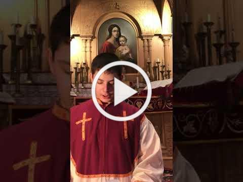 In Faith I Confess 21 - English
