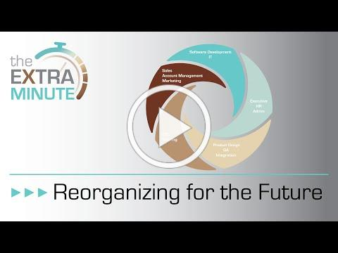 Elite EXTRA: Reorganizing for the Future