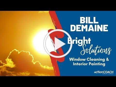 Bill DeMaine - Bright Solutions Testimonial