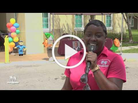 Drive Thru Water Conservation Event 2021