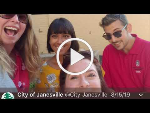 2019 #CityHallSelfie Day - WI Local Gov ❤️