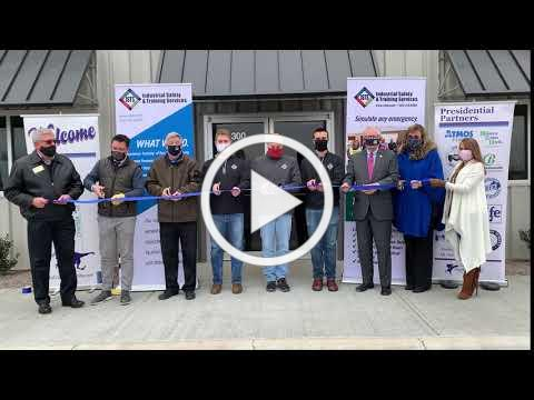 Industrial Safety and Training Services Ribbon Cutting