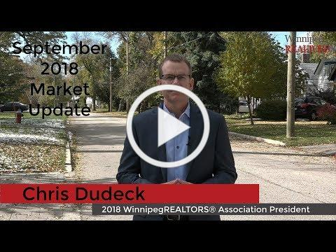September 2018 Real Estate Market Update - WinnipegREALTORS®