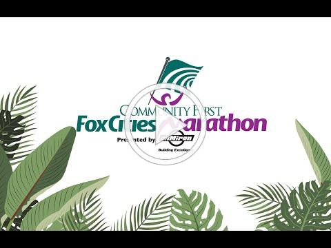 Community First Fox Cities Marathon, Kids Challenge Video
