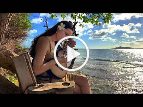 Taimane - Cello Suite No. 1 in G Major on Ukulele - Hawaii