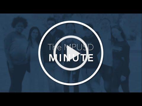 MPUSD Minute Update | Week of 10-16-20