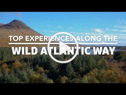 Top Experiences along the Wild Atlantic Way