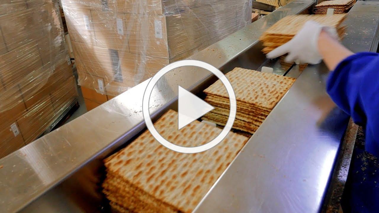 How Do You Make Matzah?