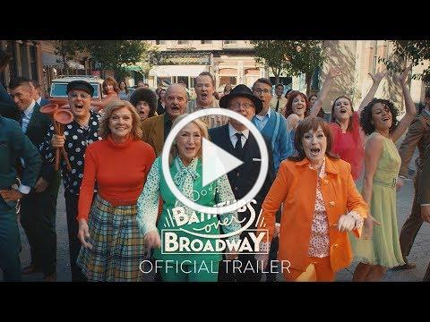 BATHTUBS OVER BROADWAY - Official Trailer [HD] - In Select Theaters & On Demand