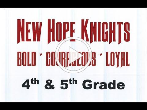 New Hope Knights JULY 26