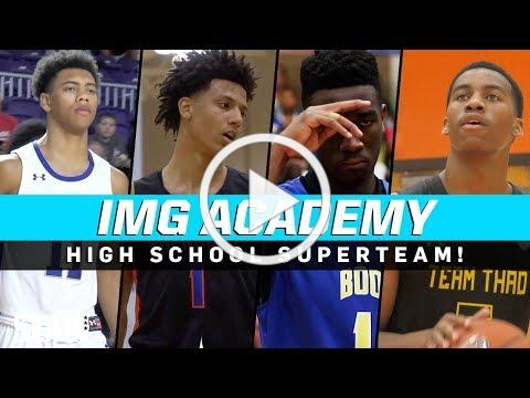 IMG Academy is a HS Superteam! 2020 National Champs?