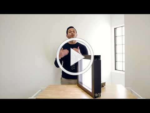 Lightglass   Windowlights Product Demonstration