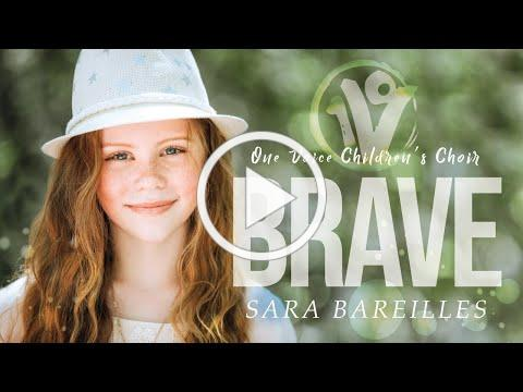 Sara Bareilles - Brave | Cover by One Voice Children's Choir