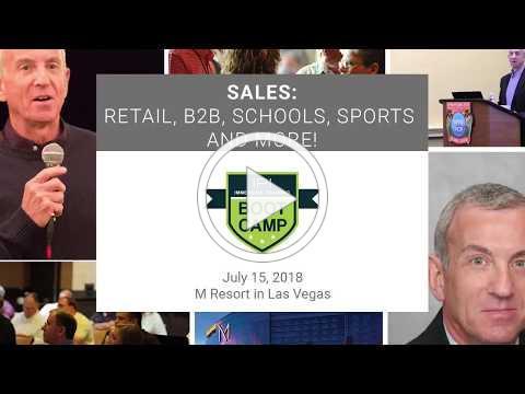 The Ultimate Sale Boot Camp with Dave Fellman Promo Video