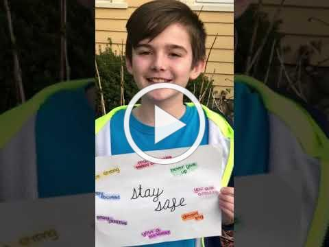 Make-A-Wish video