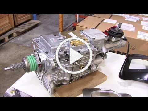 Install a 4-Speed Hump in a Factory Automatic Car