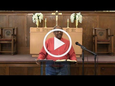 """Sermon: """"Called to Care for His Earth"""" (Psalm 24:1)"""