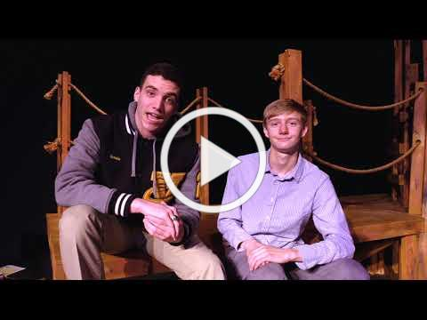Griffin Theatre Promo: Peter and the Starcatcher