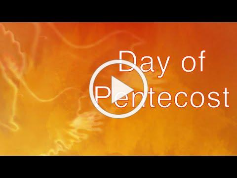 Service of the Word for the Day of Pentecost, Year A